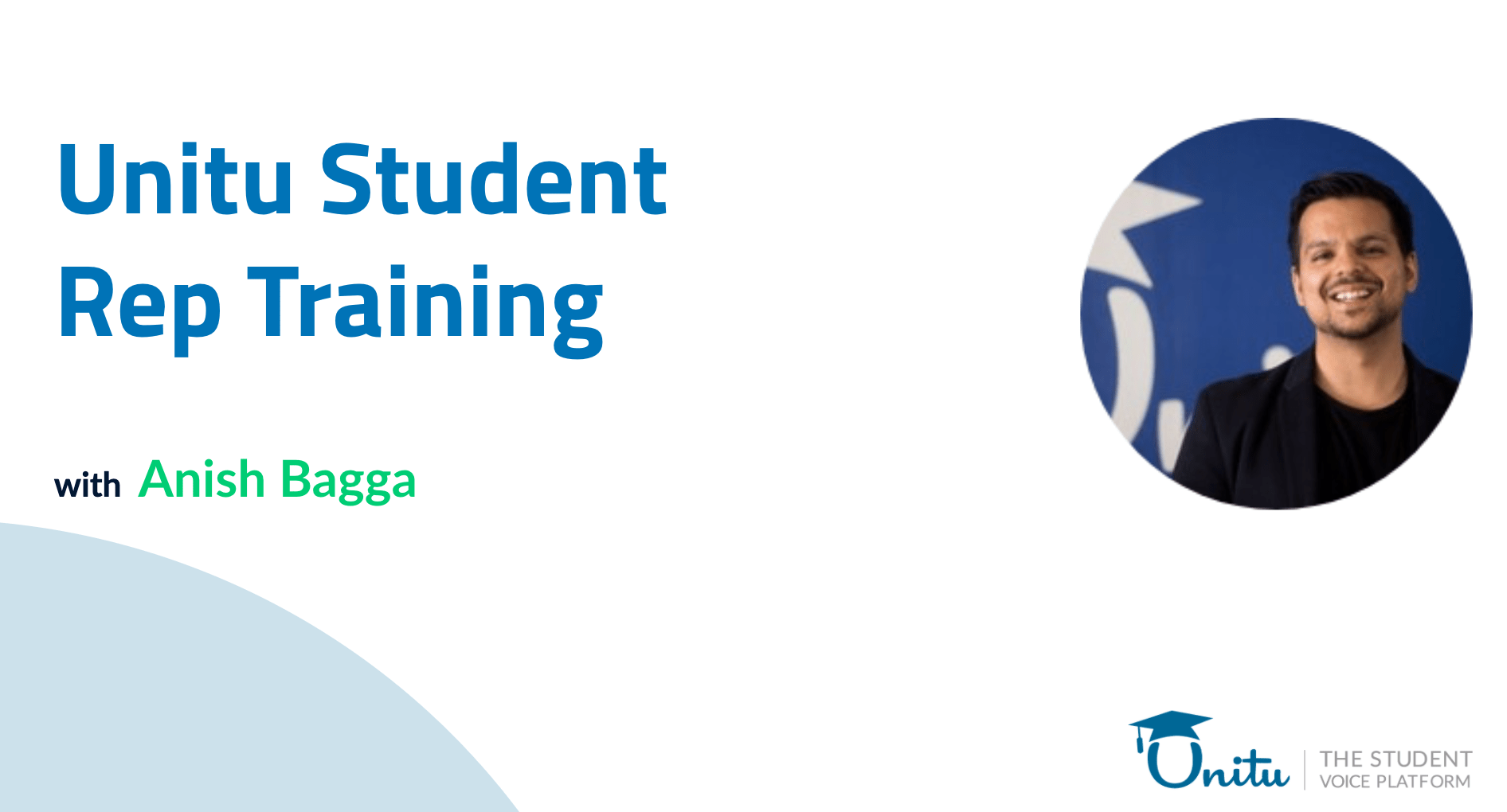 Student Rep Training